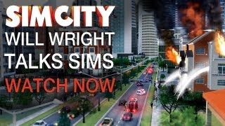 SimCity | Mayor Memories, SimCity Creator Will Wright Talks Sims