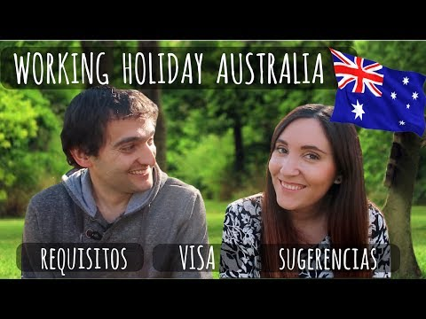 Working Holiday AUSTRALIA: Requisitos - Tips - Visa
