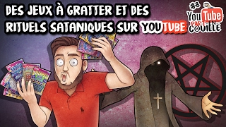 #YTPC8 - Des jeux à gratter et des rituels sataniques ?!