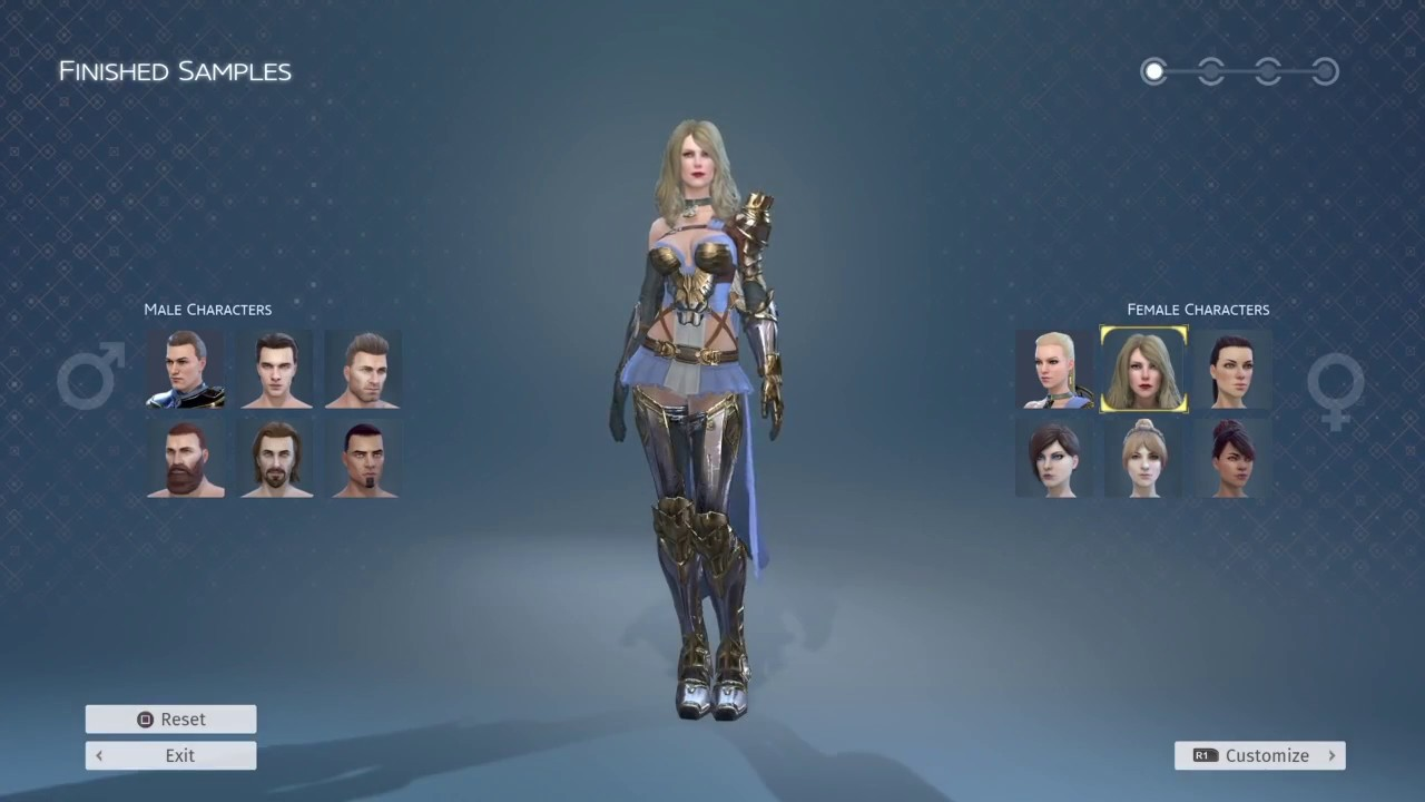 Skyforge PS4 Guide Where and How: Change gender on character ...