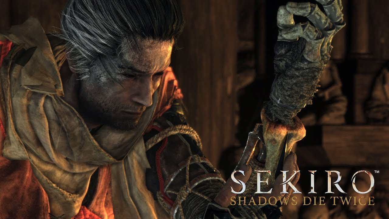 Sekiro™: Shadows Die Twice  Première bande-annonce [FR] - YouTube