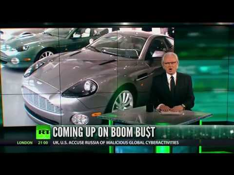 The Investor Game: Risk Vs. Reward | Boom Bust on RT America |