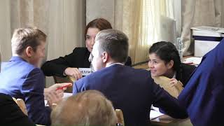 Классный час, Клюев Ю. А., 2018