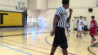 chew on this vs svbc warriors 1st half 12u aau basketball tournament 10 26 2013
