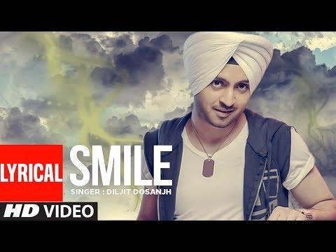 Diljit Dosanjh | Smile | Full Official Lyrical Song | Punjabi Song | T-Series