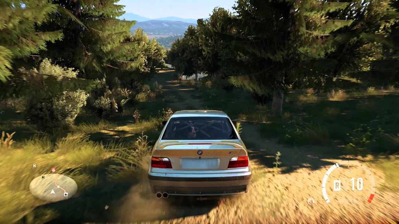 Forza Horizon 2 - barn find (Montellino) - YouTube