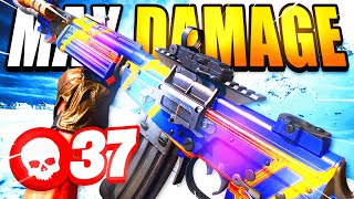 37 KILLS! MAX DAMAGE FARA IS THE ONLY CLASS YOU NEED! 🔥 (Cold War Warzone)