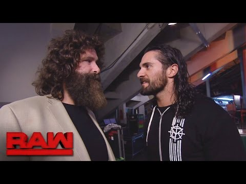 Mick Foley urges Seth Rollins to consider his health: Raw, Sept. 26, 2016