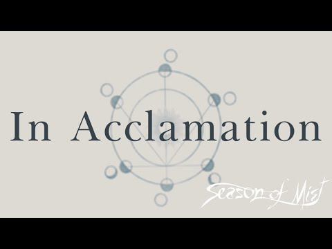Constellatia - In Acclamation (Official Lyric Video)