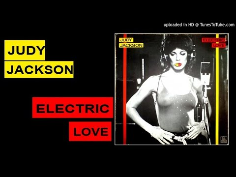 Judy Jackson: Electric Love [Full Album, Expanded Version] (1983)