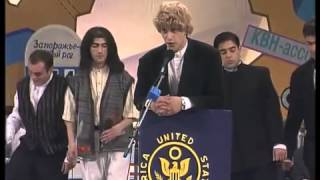 Rap-parody of Bill Clinton