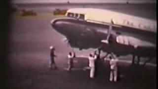 New York LaGuardia Airport c 1947