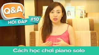 Cần học những gì để chơi piano solo thành công?