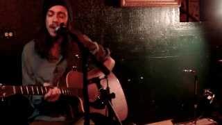 Garrett Eaton @ Lilly's open mic!