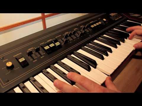 Yamaha SK-10 string/organ/brass synthesizer