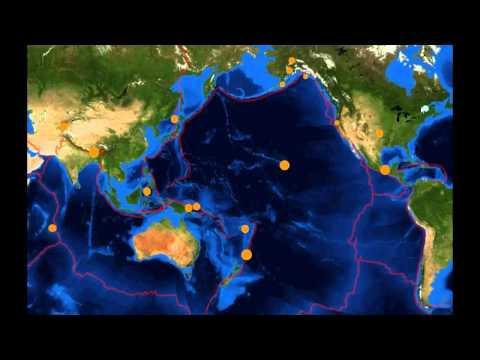Earthquake Rattles Hawaii 5.2 Mag...