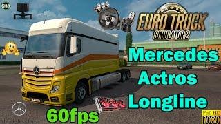 ETS 2 - Actros MP4 Longline