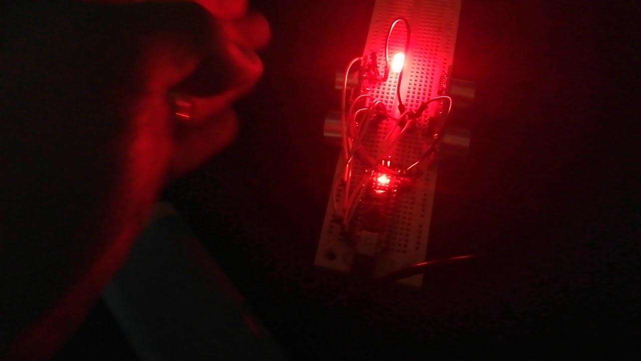 detectie bidirectionala cu senzori ultrasonici (2)