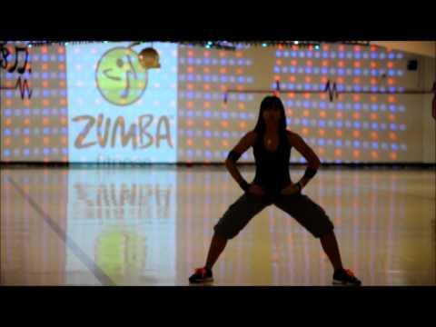 """ZUMBA~""""Animal (Switch Remix)"""" Ke$ha"""
