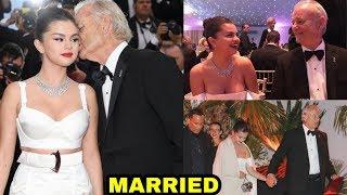 OMG ! Selena Gomez and Bill Murray Finally MARRIED | Shocking