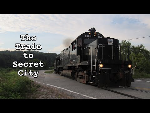 The Train to Secret City