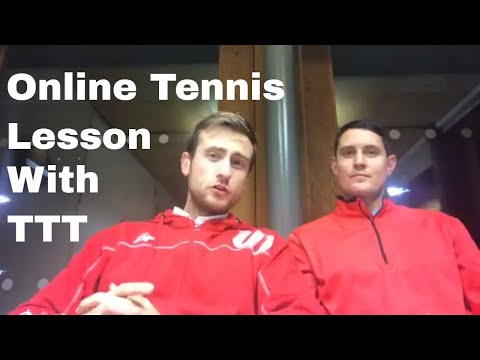 Tennis Lesson Online - Live Q&A with Top Tennis Training