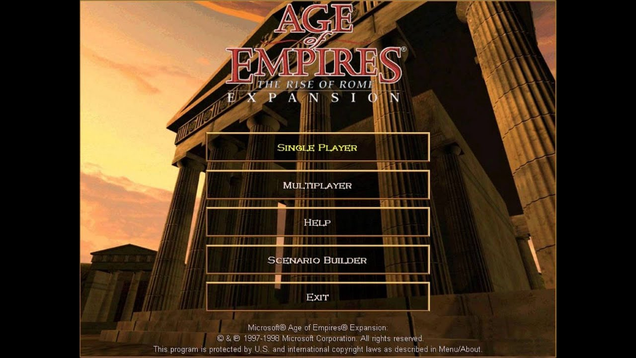 Amazon.com: Age of Empires: The Rise of Rome - PC: Video Games