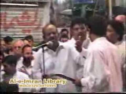 Haye haye Ali Akbar - Tableegh-e-Imamia