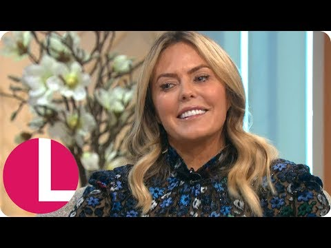 Patsy Kensit Is Raising Awareness of Breast Cancer in Memory of Her Mother | Lorraine