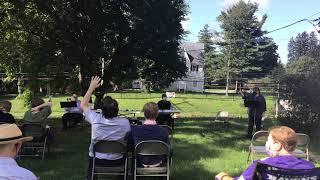 Outdoor Worship - Sunday, September 13, 2020 at 10am