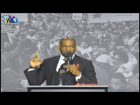 Dr. Jamal H. Bryant, Give me Something To Fight With - December 03th, 2017