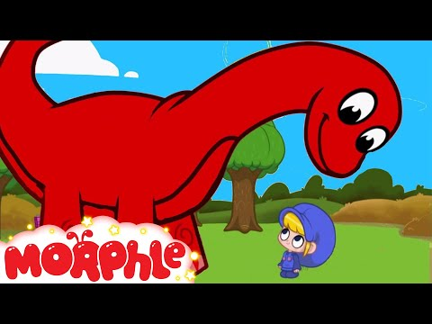 My Pet Dinosaur ( Dinosaurs cartoons for children ) + 2 hours compilation by 'My Magic Pet Morphle'