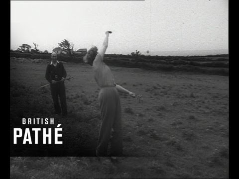 Zombie Caught On Film? (1954)