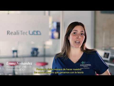 Alumna Emma Fernández