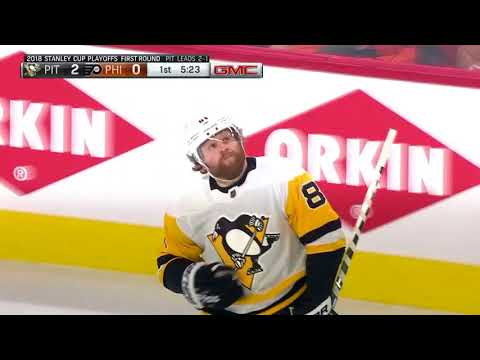 Kessel doubles Penguins\' lead from Evgeni Malkin dish in game 4 ...