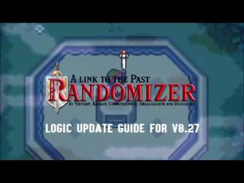 Updates - ALttP VT Randomizer