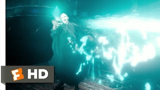 Harry Potter and the Order of the Phoenix (4/5) Movie CLIP - Dumbledore Vs. Voldemort (2007) HD