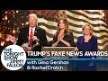 Trump's Fake News Awards