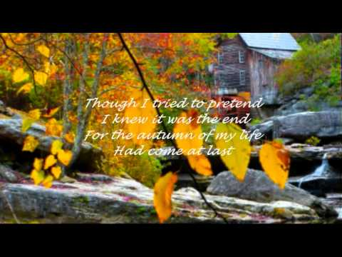 BOBBY GOLDSBORO - AUTUMN OF MY LIFE