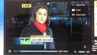 ABC 7 News - 49ers Levi s Stadium Will Host Super Bowl 50