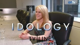 "Hollie Cavanagh ""American Idol"" Interview, Part 1 of 2 - IDOLOGY: ENTV"