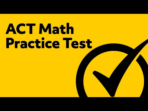 Free In-depth ACT Math Practice Problems