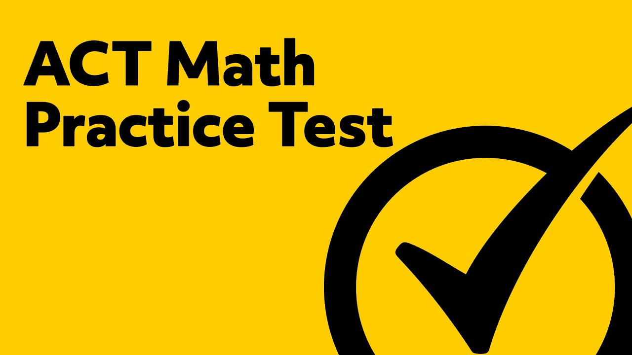 Uncategorized Act Math Worksheets best free act math practice problems youtube problems