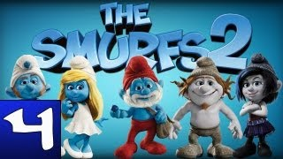 The Smurfs 2: Spooky Woods - Level 1, 2 & 3  (PART 4)
