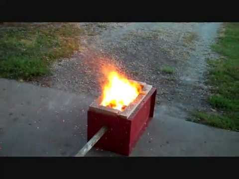 Homemade forge youtube - Make your house a home ...