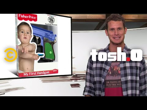 When Holiday Shopping Goes Wrong - Tosh.0