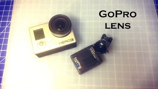 GoPro lens replacement
