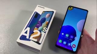 Обзор Samsung Galaxy A21s 3/32GB (A217F)