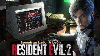 Resident Evil 2 Remake Speedrun Any% 60fps - En Español