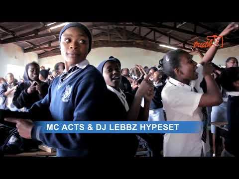 BAZOKIZO & ZIGWEMBE DANCE - KIANO GIRLS SCHOOL